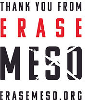 thanks from erase meso mesothelima charity
