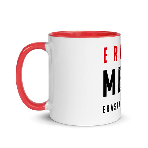 Erase Meso Mug with Color Inside