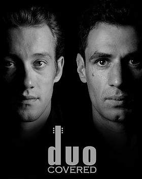 duo Covered album cover (pic credit Ben
