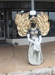 'Angel' by Belinda Davies winner Recycle