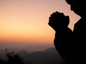 Le combat de la prière
