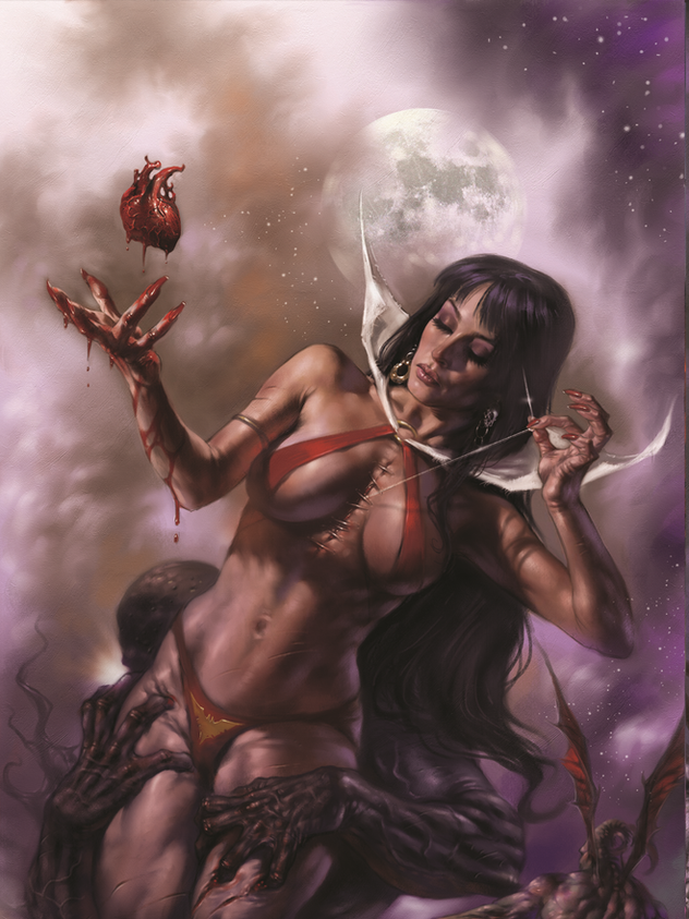 Vampirella #31