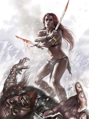 Revenge of the Gods #1
