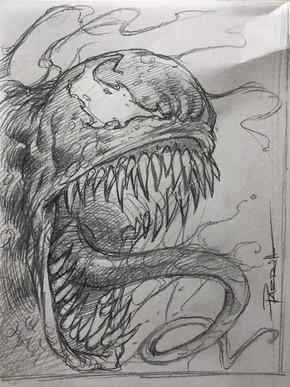 Venom #1 Prelim