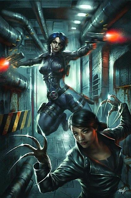 Weapons of Mutant Destruction #1