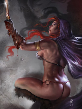 Red Sonja #77