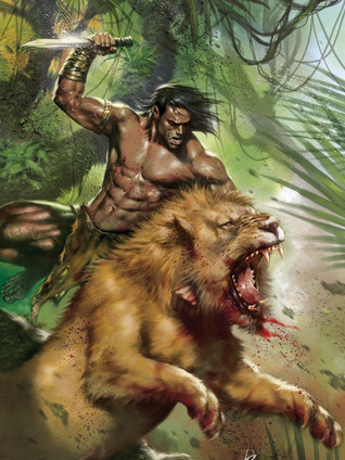 Lord of the Jungle #1
