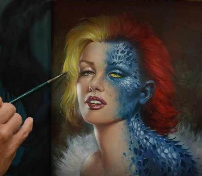 Marylin Mystique