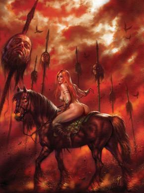 Red Sonja #76