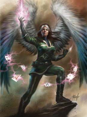 Astonishing X-Men #1 Cover