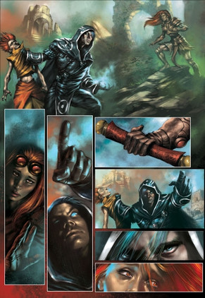 Magic: Jace vs Chandra