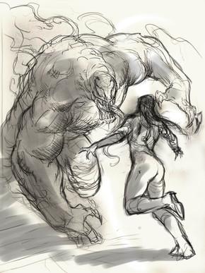 Venom #161 Prelim