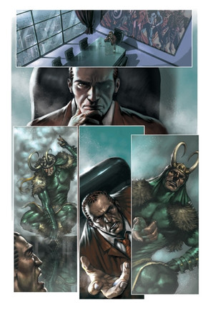 The Siege: Thor
