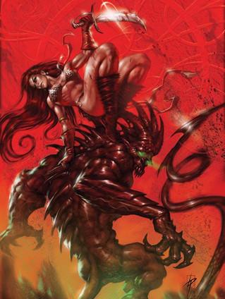 Revenge of the Gods #4