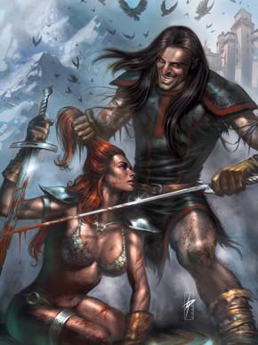 Wrath of the Gods #1