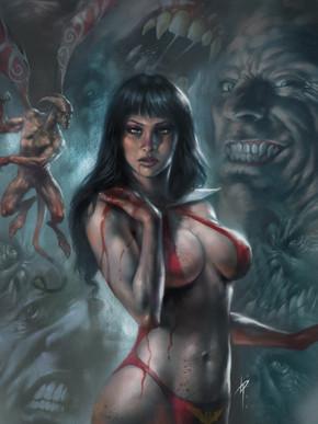 Vampirella #36