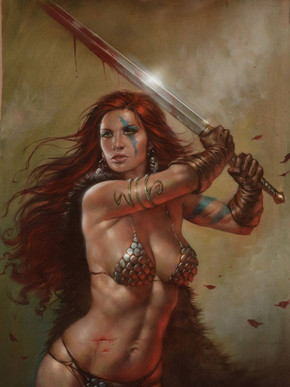 NYCC 2018 Exclusive Red Sonja #20