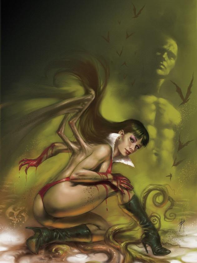 Vampirella #27