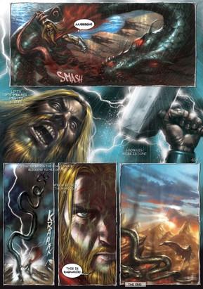 Metal Band Amon Amarth