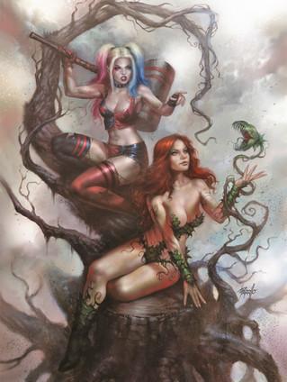 Harley Quinn 25th Anniversary #1