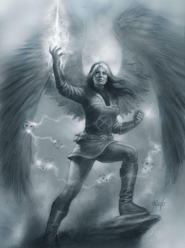 Astonishing X-Men #1 Prelim