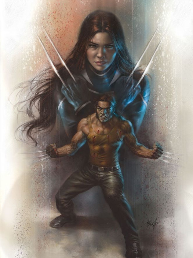 All New Wolverine #1 Cover