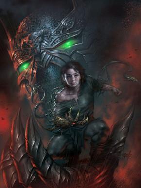 Spawn Witchblade #1