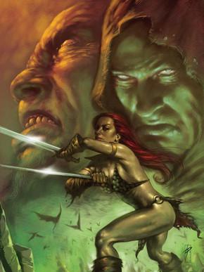 Revenge of the Gods #3