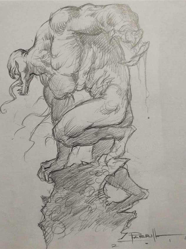 Venom #160 Prelim