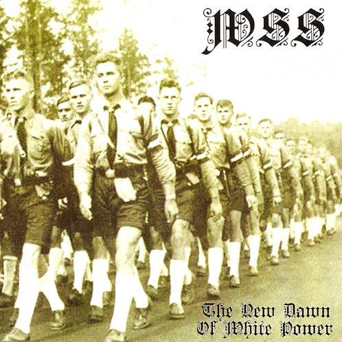 ASR088 Waffen SS (ITA) – The New Dawn of White Power LP