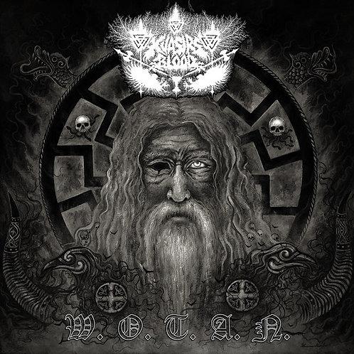 Kvasir's Blood (USA) - W.O.T.A.N. CD