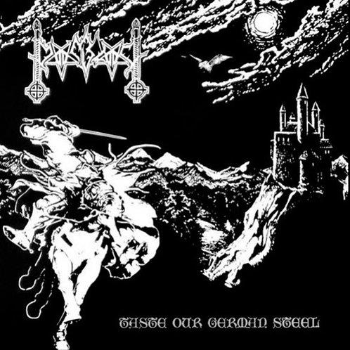 Moonblood (GER) - Taste Our German Steel LP