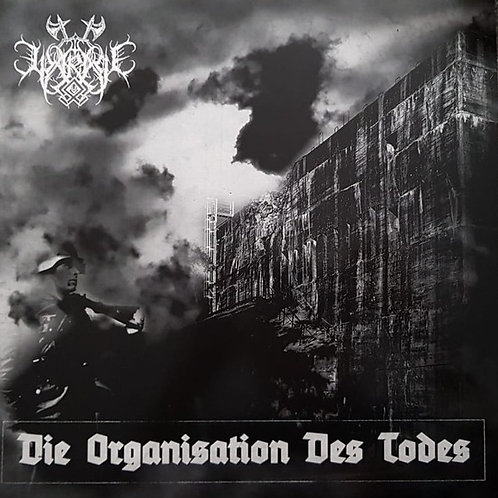 Warage (FRA) - Die Organisation des Todes LP