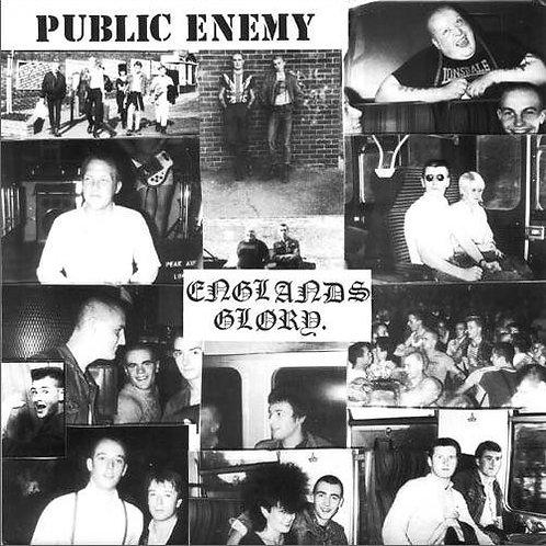 Public Enemy (UK) – Englands Glory. LP