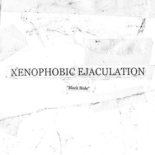 X.E. (FIN) - Black Hole CD
