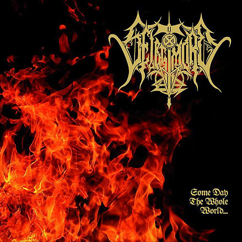 Selbstmord (POL) – Some Day The Whole World... LP