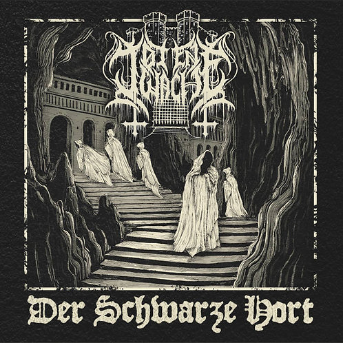 Totenwache (DEU) - Der Schwarze Hort LP