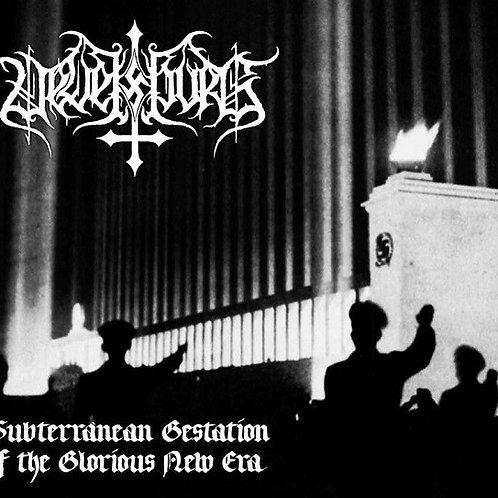 Wewelssburg (USA) - Subterranean Gestation of the Glorious New Era DIGI-CD