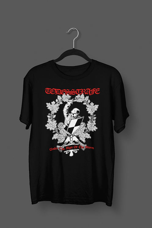 Todesstrafe (ITA) - Under the Sign of the Storm shirt