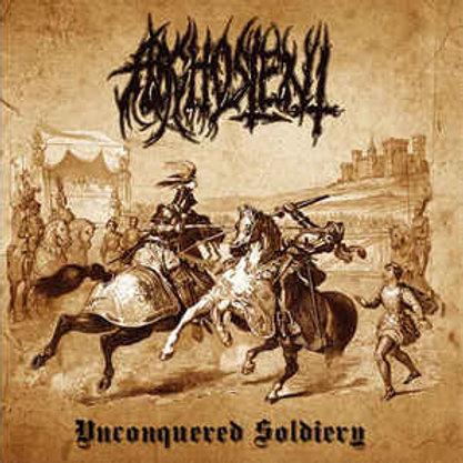 Arghoslent (USA) - Unconquered Soldiery LP