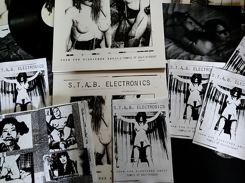 ASR031 S.T.A.B. Electronics (UK) - Born for Righteous.. DLP Special Edition