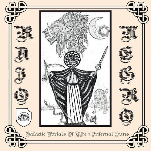 ASR093 Raio Negro (POR) – Galactic Portals of the 7 Infernal Suns LP