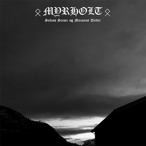 Myrholt (NOR) - Solens Soenn og Maanens Datter LP