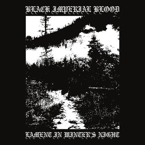 ASR050 Black Imperial Blood (AUS) / Lament in Winter's Night (AUS) Split LP