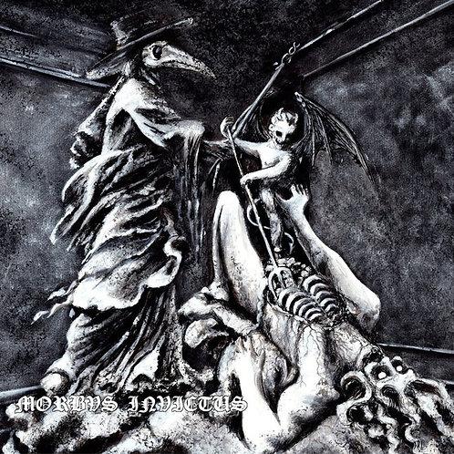 AON001 Schwarz Pest (ITA) - Morbus Invictus DIGI-CD