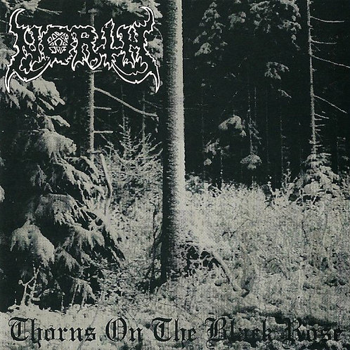 North (POL) - Thorns On The Black Rose LP
