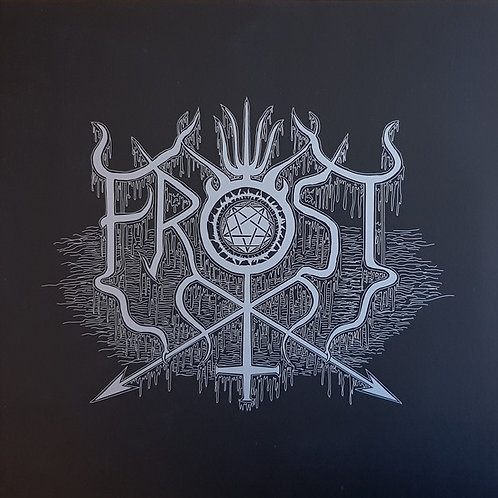 The True Frost (DEU) - In The Gleam Of A Morbid Fullmoon LP