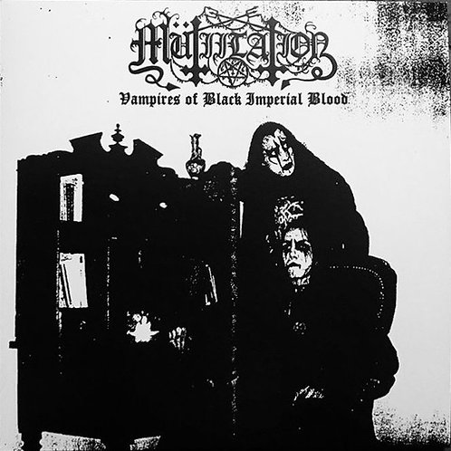 Mütiilation (FRA) - Vampires Of Black Imperial Blood DLP
