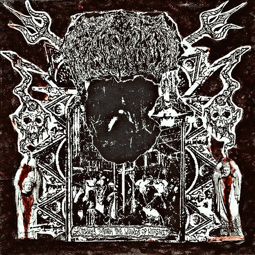 ASR116 Kaostaroth (USA) - Gateways Through The Wounds Of Worship LP