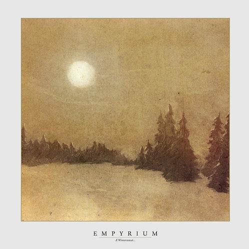 Empyrium (DEU) - A Wintersunset... LP